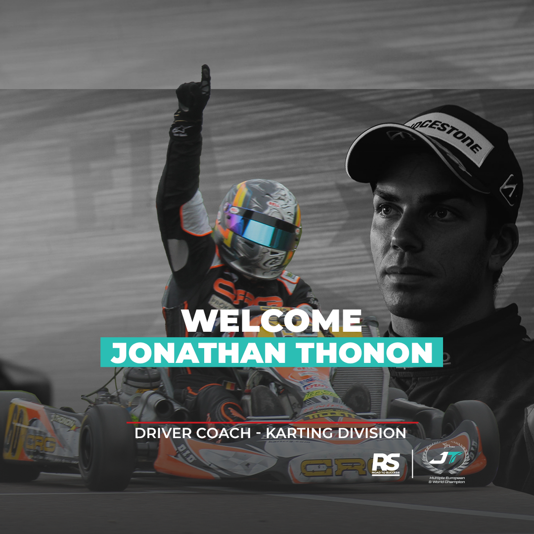 Thonon as responsible in charge of the Karting area